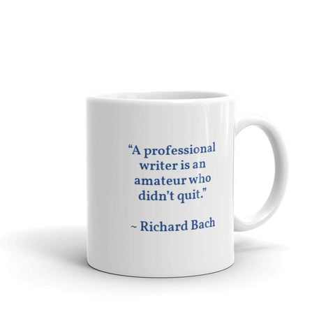Richard Bach Quote Mug