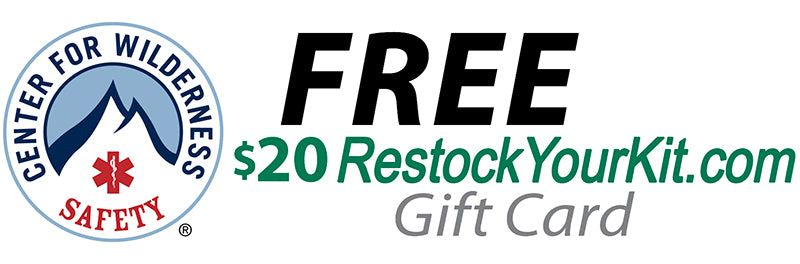 Free RestockYourKit.com Gift Card