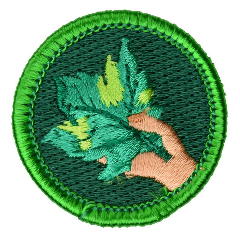 Alternative Toilet Paper - Adult Merit Badge Patch CWS
