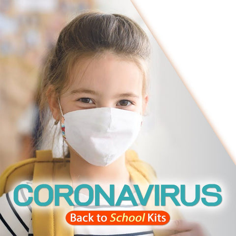 COVID Back to School Kit Kit CWS