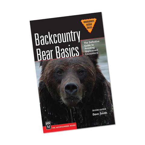 Backcountry Bear Basics (Paperback) Book Mountaineers Books