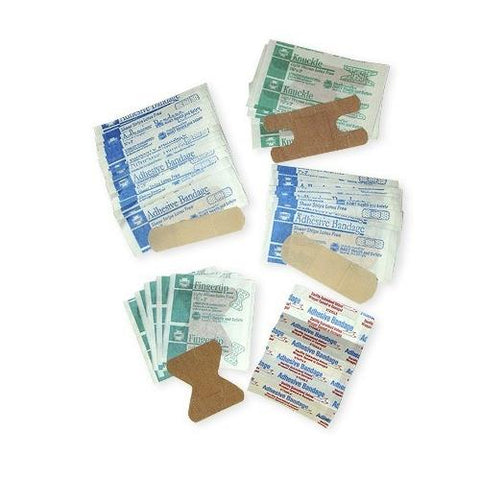 Band-Aid Assortment Pack (REFILL) - RestockYourKit.com
