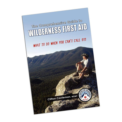 The Comprehensive Guide to Wilderness First Aid (Paperback) - RestockYourKit.com