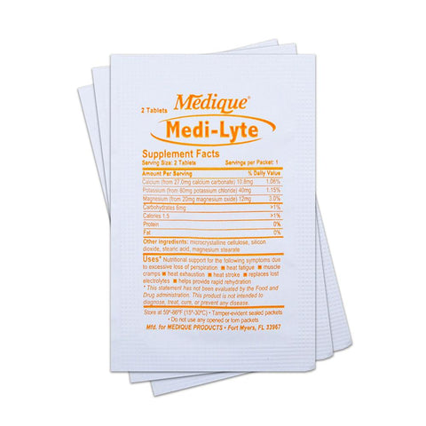 Electrolytes (Single Packet) Medication / Supplement Moore Med / Medi-First