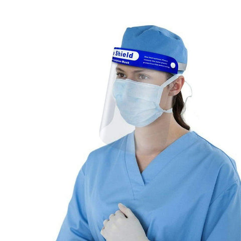 Face Shield First Aid Supplies BITLY Adult Face Shield
