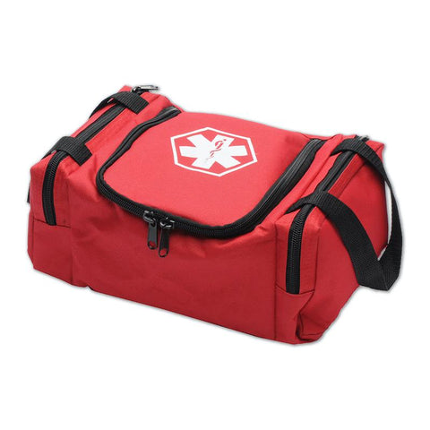"First Responder ""Go Bag"" Bag RestockYourKit.com Red"