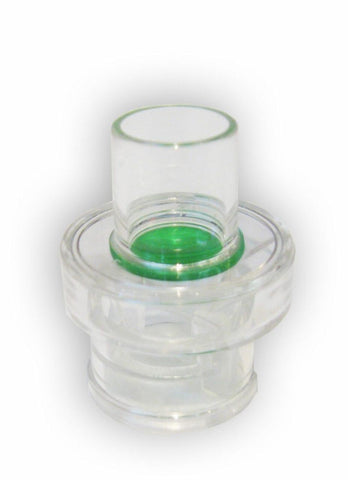 Universal CPR Mask One-Way Valve/Filter - RestockYourKit.com