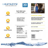 KATADYN Micropur Water Purification Tablets (20 Tablets) Medication / Supplement Katadyn