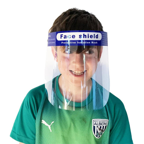 Face Shield (Child) First Aid Supplies BITLY