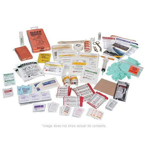 Basic Car + Home First Aid Kit - RestockYourKit.com
