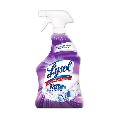Lysol Mold + Mildew Spray w/ Bleach - RestockYourKit.com