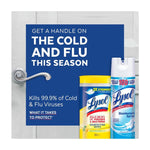 Lysol Disinfecting Wipes (80-Count) - RestockYourKit.com