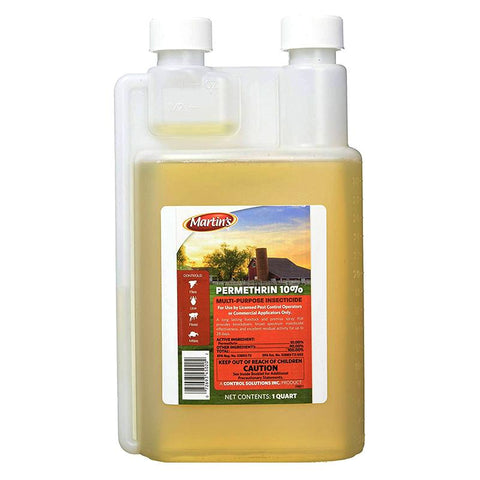 Permethrin Tick + Insect Repellent Concentrate (32 oz) First Aid Supplies Sawyer
