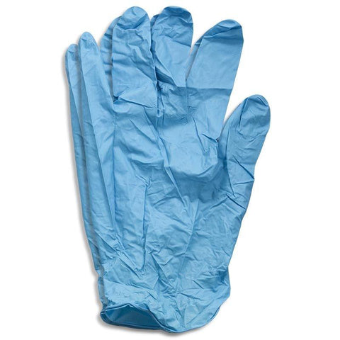 Nitrile Exam Gloves (Pair) First Aid Supplies Kirkland X-Small Standard Loose (bagged)