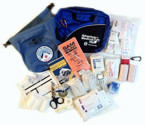 Northern Tier (BSA) Crew First Aid Kit Kit CWS