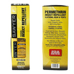 Permethrin Clothing Tick + Insect Repellent (12 oz Spray) First Aid Supplies Sawyer