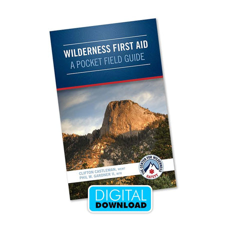 Wilderness First Aid - A Pocket Field Guide (Digital Download) Downloads The First Aid Gear Shop • RestockYourKit.com