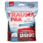 AMK Trauma-Pak w/ QuikClot First Aid Supplies Z-Medica