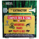 Sawyer Extractor Bite + Sting Kit First Aid Supplies Sawyer