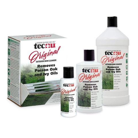 Tecnu® Oak-n-Ivy Cleanser First Aid Supplies Tecnu