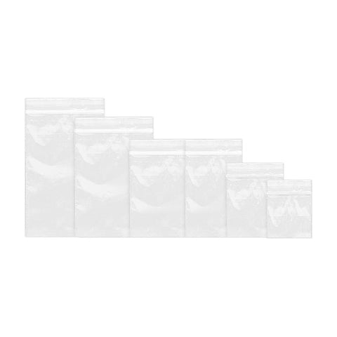 Individual Re-Closable Plastic Bags - RestockYourKit.com
