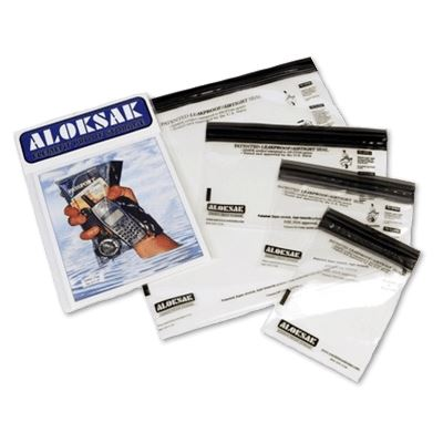 aLOKSAK Waterproof Bags (Multi-Pack) Bag RestockYourKit.com