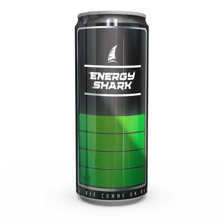 ENERGY SHARK - PACK  24 x 25 CL