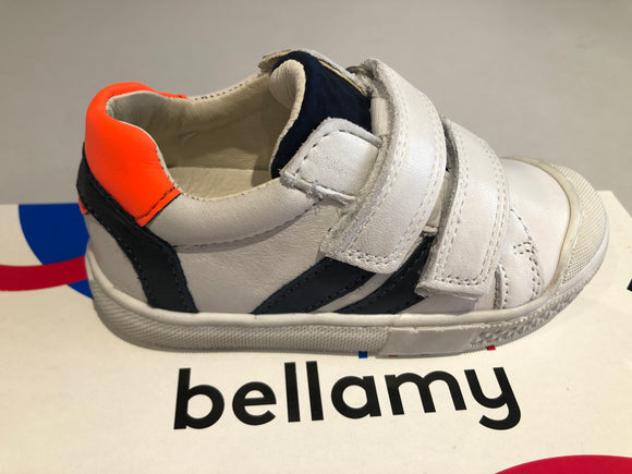Chaussures basses Bellamy FRED blanc