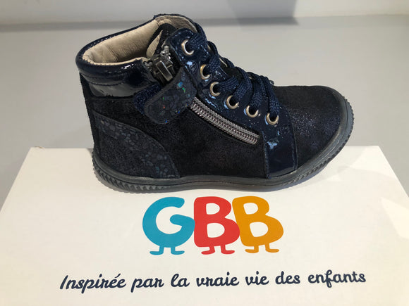 Bottines Gbb Rachida marine