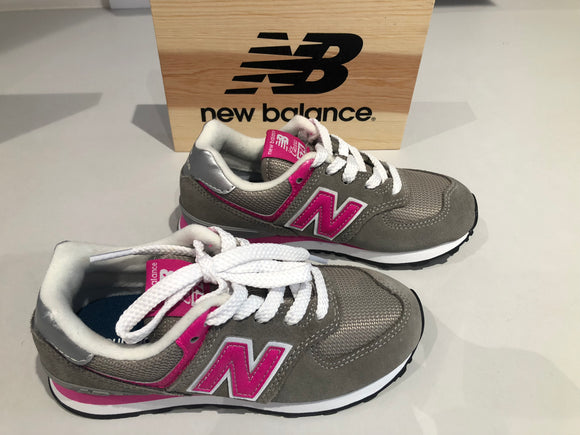 New balance PC574GP gris rose