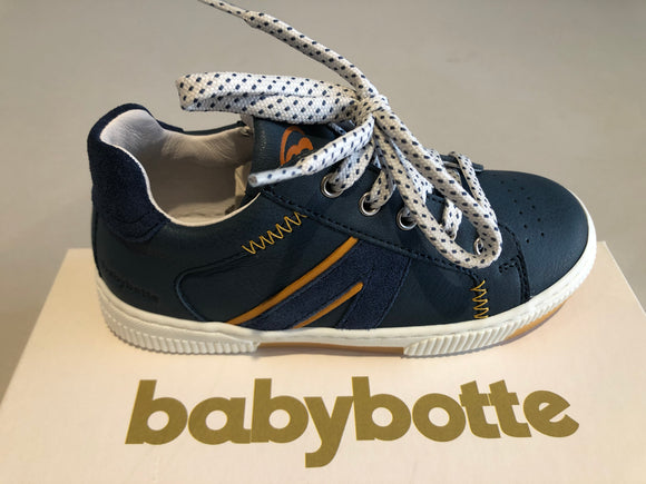 Chaussures basses Babybotte 7530B514 jeans