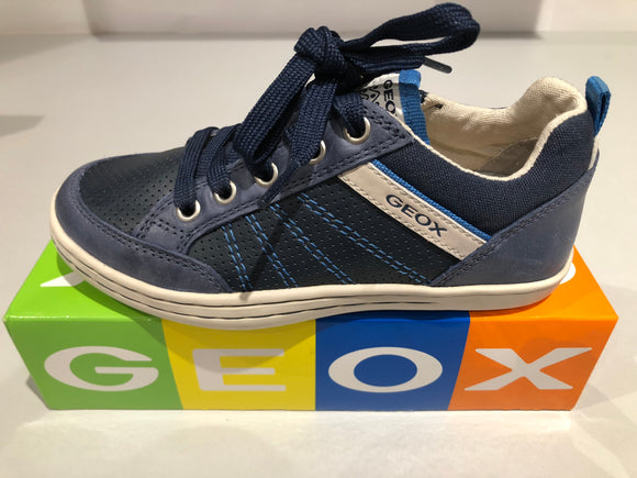 Chaussures basses Geox Garcia navy