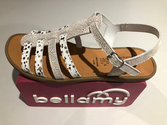 Sandalettes Bellamy Ap Artist or