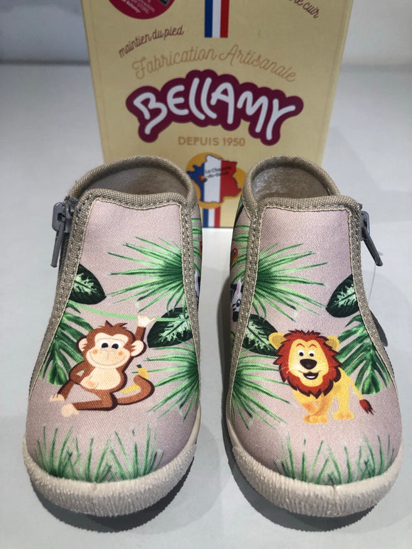Chaussons Bellamy jio jungle