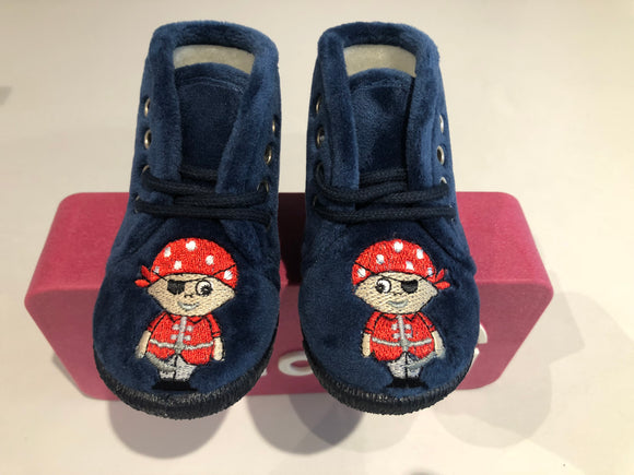 Chaussons Bellamy Tade marine