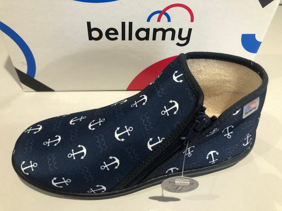 Chaussons Bellamy peter ancre