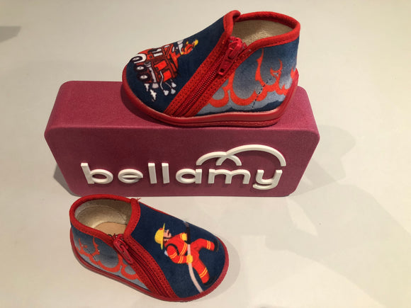 Chaussons Bellamy Teki pompier