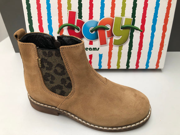 Boots Bopy sultane camel