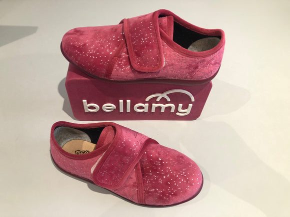 Chaussons Bellamy Price Jupiter fushia