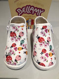 Chaussons Bellamy olba coccinelle