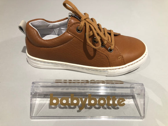 Chaussures basses Babybotte kain camel
