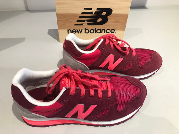New balance kL520PPY rose bordeaux