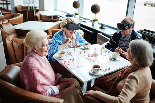 The Future of Assistive Technology In Senior Care