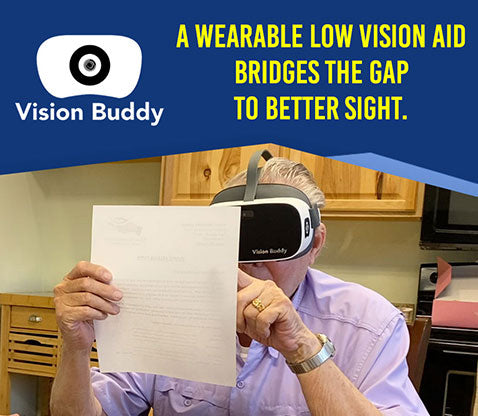 How Virtual Reality (VR) headsets help visually impaired people regain vision and transform the way they see the world
