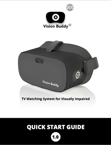 Vision Buddy Quick Start Guide