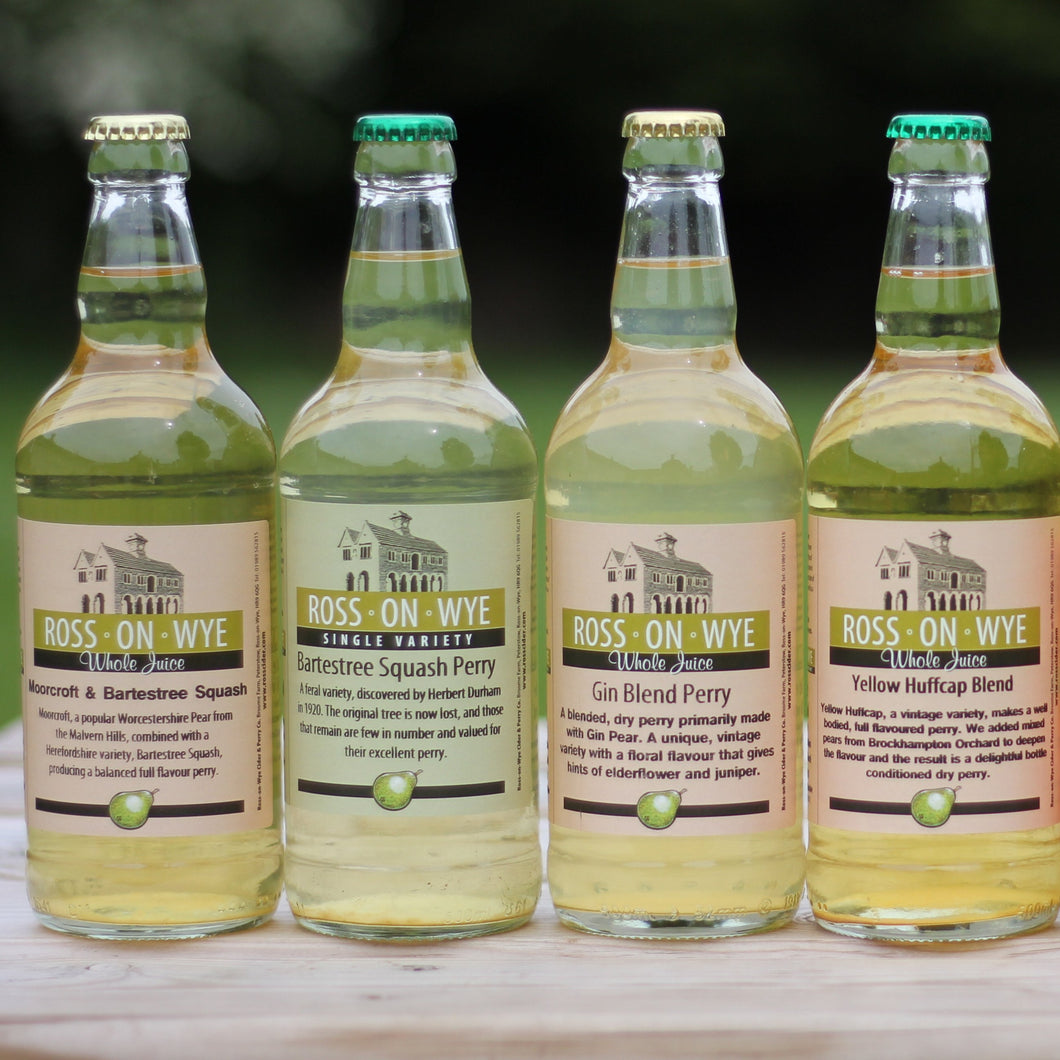 Bottled Perry - 500ml bottled Ross on Wye Cider & Perry Co. Ltd.