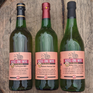 Premium Cider - 750ml Bottles bottled Ross on Wye Cider & Perry Co. Ltd.