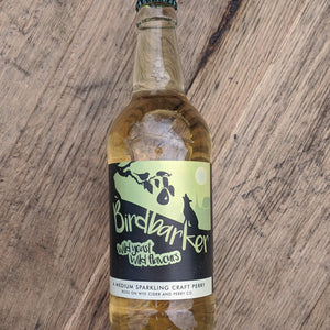 Birdbarker Perry bottled Ross on Wye Cider & Perry Co. Ltd.