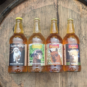 The Animal Range! - 500ml bottled Ross on Wye Cider & Perry Co. Ltd.