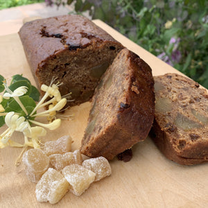 Ginger & Cider Marmalade Cake Food Broome Farm Guesthouse